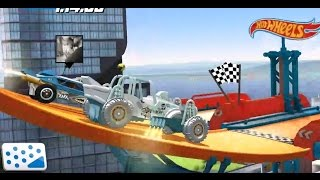 NECK TO NECK - Hot Wheels Race Off Multiplayer