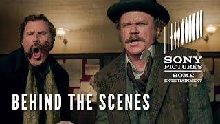 Video thumbnail for HOLMES & WATSON <br/>Behind-the-Scenes Clip