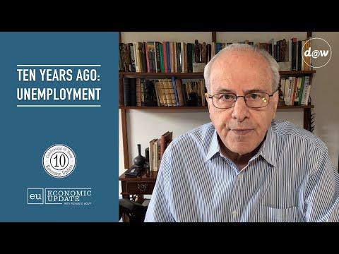 Ten Years Ago: Unemployment [10th Anniversary of Economic Update with Richard Wolff]