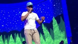 Chance The Rapper Mask Off Freestyle (Auburn Hills 5/18/17)