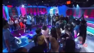 Asian Doll Performing ' Wig' With AsapFerg On MTV Top 10    #asaindoll #asapferg #Mtv #Trl #Wig