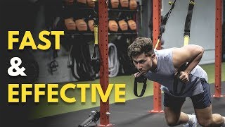 The Ultimate TRX Suspension Training Workout (FULL BODY!)