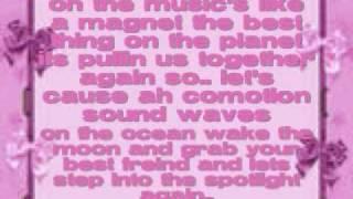 Spotlight-Miley Cyrus HQ Movie soundtrack