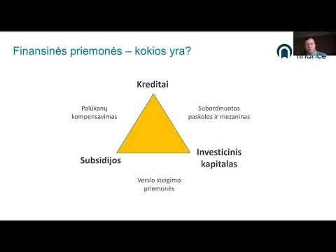 """Linas Armalys konferencijoje """"Next Economy 2021"""": Finansinės priemonės verslui pandemijos metu"""