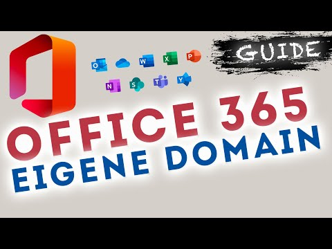 Email mit eigener Domain - Office 365 einrichten
