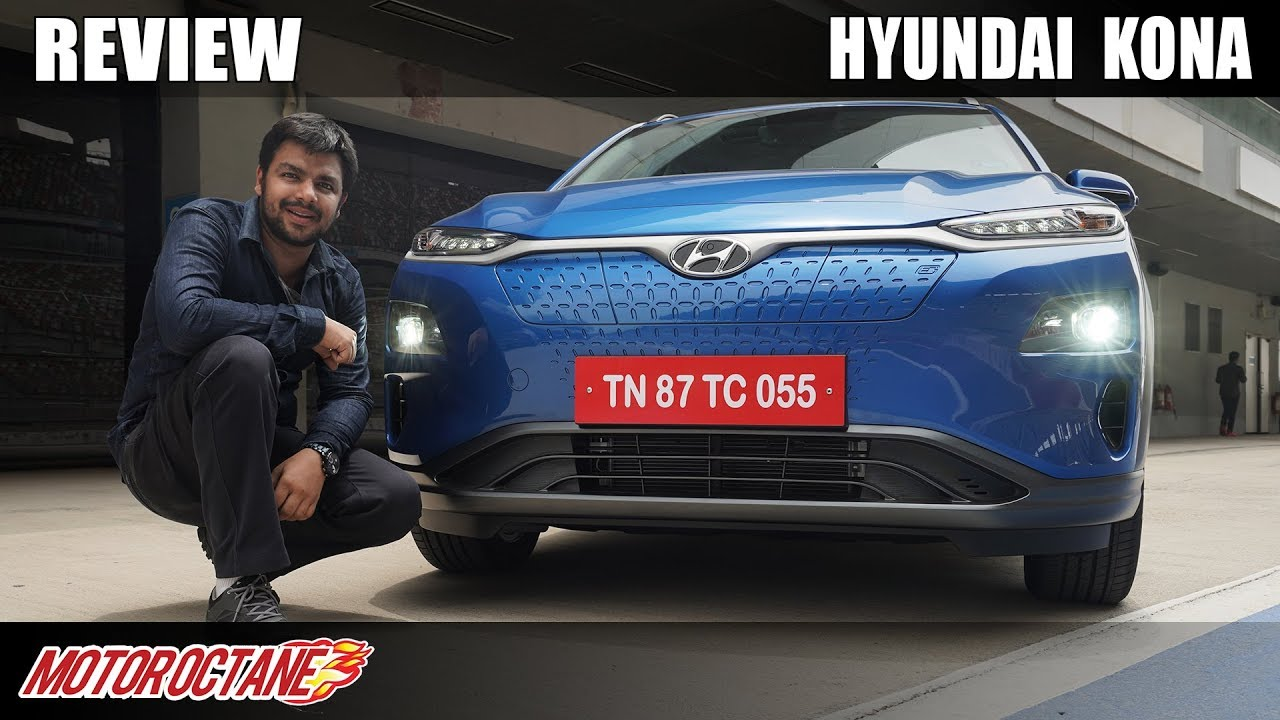 Motoroctane Youtube Video - Hyundai Kona Electric - India Review | Hindi | MotorOctane