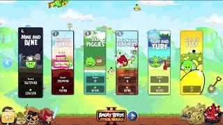"Angry Birds Golden Egg #8: ""Tap the Light"""