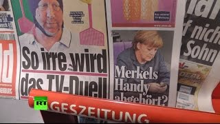 Прокуратура ФРГ продолжит расследование по делу о прослушке АНБ телефона Ангелы Меркель