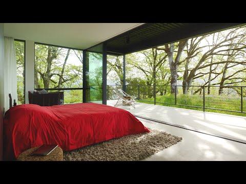 Küçük ve Modern Prefabrik Ev İç Tasarımları