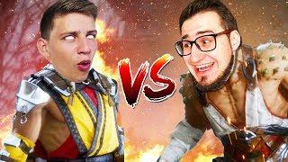 ХАЙПЕР + КОФФИ = АДСКАЯ ЛЮБОВНАЯ БИТВА! (Mortal Kombat 11)
