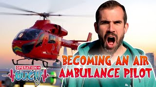 What it takes to be an Air Ambulance Pilot | Operation Ouch