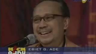 Ebiet G Ade di Kick Andy (2006)