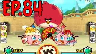 Angry Birds Fight! - ARENA STELLA MASTER CUP - GOLDEN ELF SHIELD (SS) - FIGHT MORE 60 TIMES - EP84