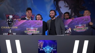Shadowverse World Circuit Montreal 2018 - Day 2