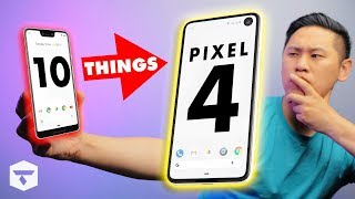 GOOGLE PIXEL 4: 10 MUST SEE FEATURES & IMPROVEMENTS I Want After Using the Pixel 3 XL for 6 Months