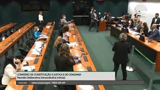 CONSTITUIÇÃO E JUSTIÇA E DE CIDADANIA - Discussão e Votação de Propostas - 23/06/2021 09:00