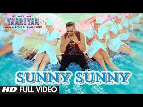"""Sunny Sunny Yaariyan"" Full Video Song (Film Version) | Himansh Kohli Rakul Preet"