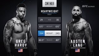 FREE FIGHT | Hardy's 57 Second KO | DWTNCS Week 1 Contract Winner - Season 2
