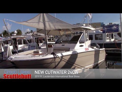 Cutwater C-24 CW video