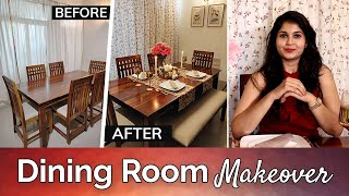 Best Dining Room Decorating Ideas 2019 | Dining Room Makeover | Timeless Homes Trendy Makeover
