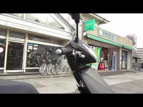 ディオ(4サイクル)/ホンダ 50cc 徳島県 Bike & Cycle Fujioka