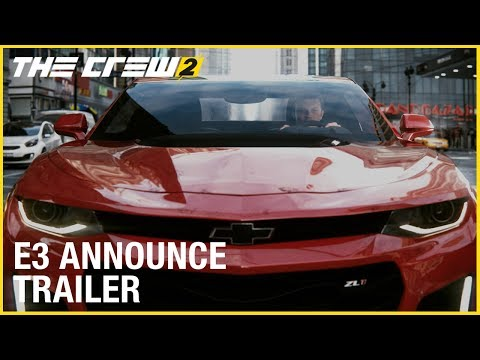 The Crew 2: E3 2017 Cinematic Announcement Trailer | Ubisoft [NA]