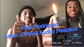 Rylo Rodriguez Amen Reaction (Official Audio)
