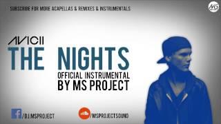 Avicii   The Nights (Official Instrumental)+ DL