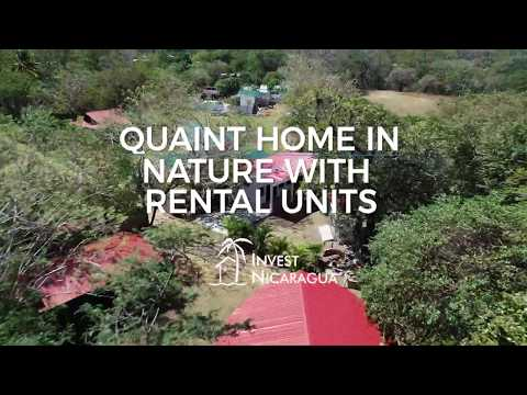 Quaint Home in Nature with Rental Units