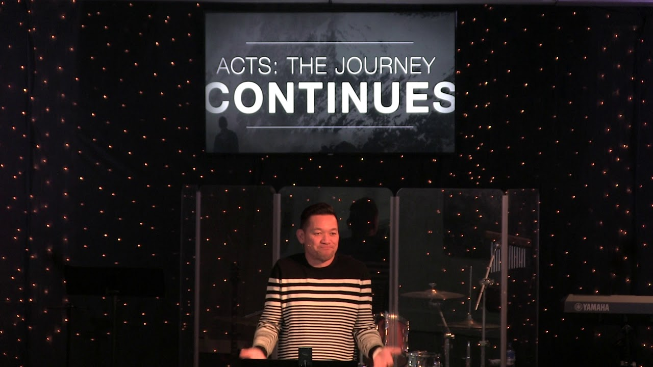 Acts: The Journey Continues