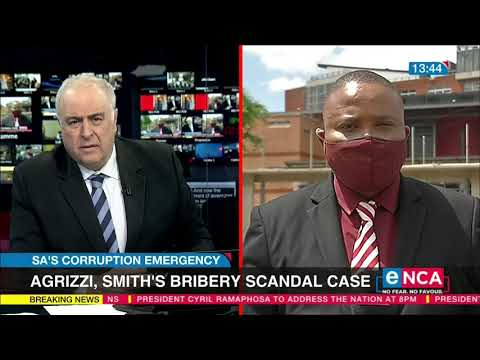 Angelo Agrizzi a no show in court