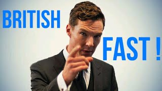 How To Do A British Accent FAST