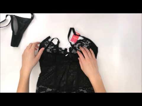 Nádherný korzet Letica corset - Obsessive