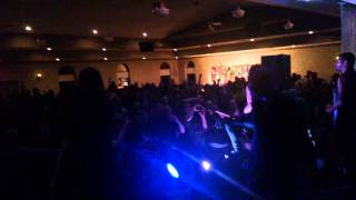 ABORTED - The Holocaust Incarnate (Live in Kamloops - 04/12/14)