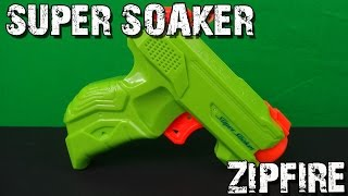 """SUPER SOAKER ZIPFIRE"" -Vorstellung"