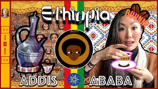 ⭕️ONLY IN ETHIOPIA - Must Try Streets Fun Culture ADDIS ABABA (2019) Habesha 埃塞俄比亚独特街头文化