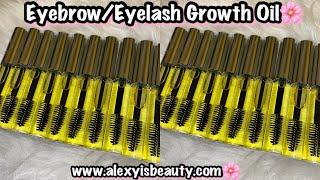 Eyebrow/Eyelash Growth Serum For Rapid Growth🌸