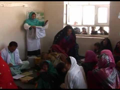 UNFPA works in Afghanistan