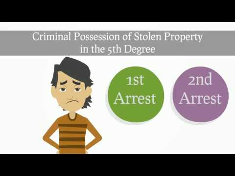 CPSP Lawyer NYC - Criminal Possession of Stolen Property Attorney NY