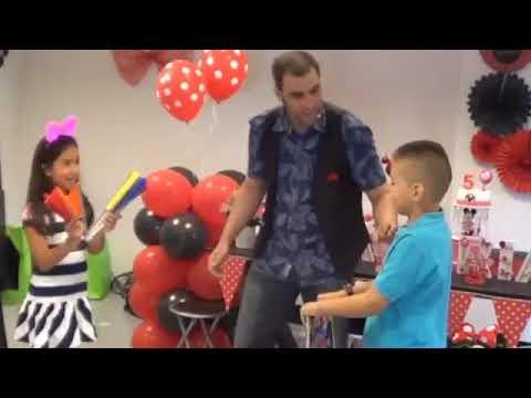 Video presentación Rubén Sibi