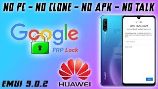 All Huawei FRP Bypass 2019 | Without PC | Google Account