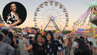 Luis Coronel At The California Mid State Fair 2019 🎤🎡
