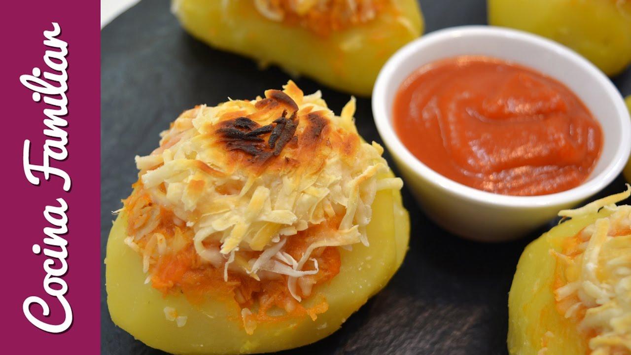 Patatas rellenas de atún con tomate | Javier Romero Cap. 24 - Temporada 2