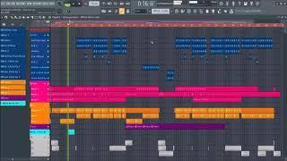 [Deep House] Tom Budin X WHTKD   Bad Vibe (TRHMZ Remake) + FLP