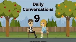 Actions - Daily Life & Work - 09 - English Lessons for Life - Daily English Lessons