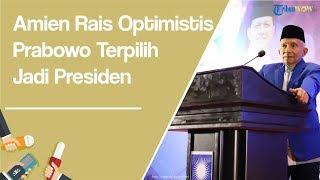 Amien Rais Nilai Prabowo Miliki Equipment Intellectual untuk Menjadi Presiden