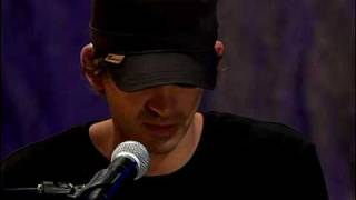 "Aaron Shust performs ""STILLNESS, SPEAK TO ME"""