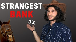I Signed Up For The MOST PROFITABLE CHECKING Account | Redneck Bank