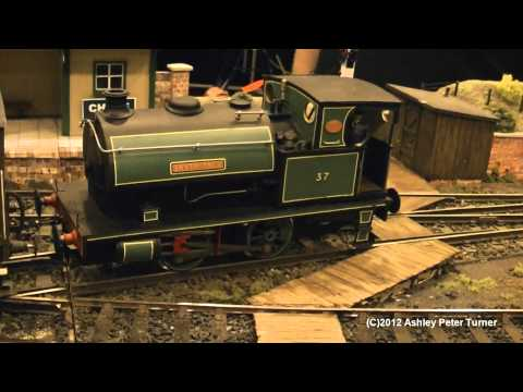 Warley National Model Railway Exhibition 2012 HD