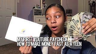 HOW TO MAKE MONEY FAST AS A TEENAGER!! 12,13,14,15,16 YEARS OLD